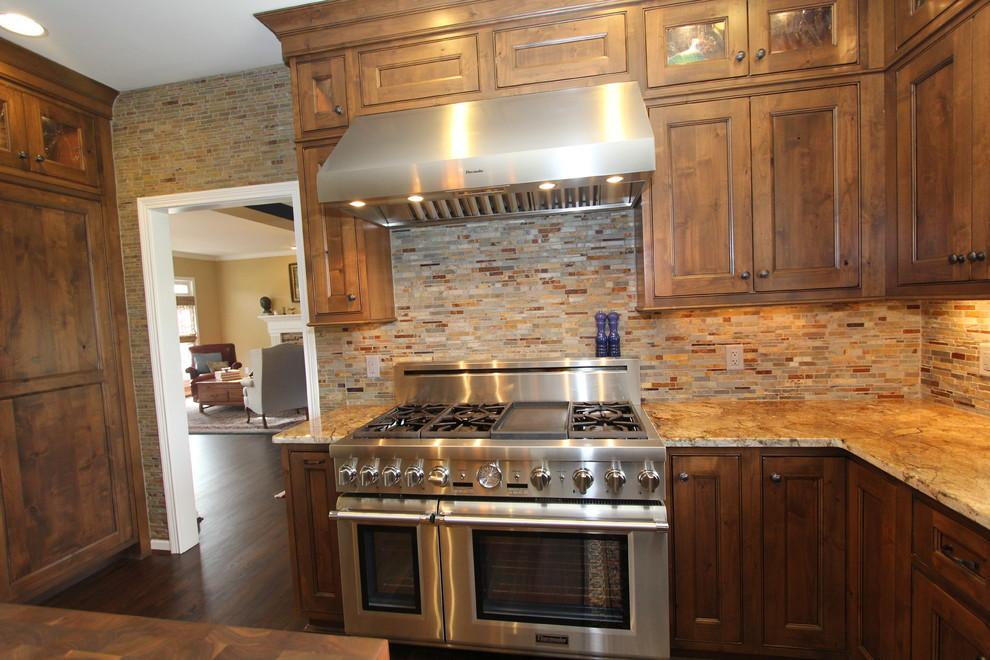 Amazing Custom Kitchens - Rustic - Kitchen - Cincinnati ...