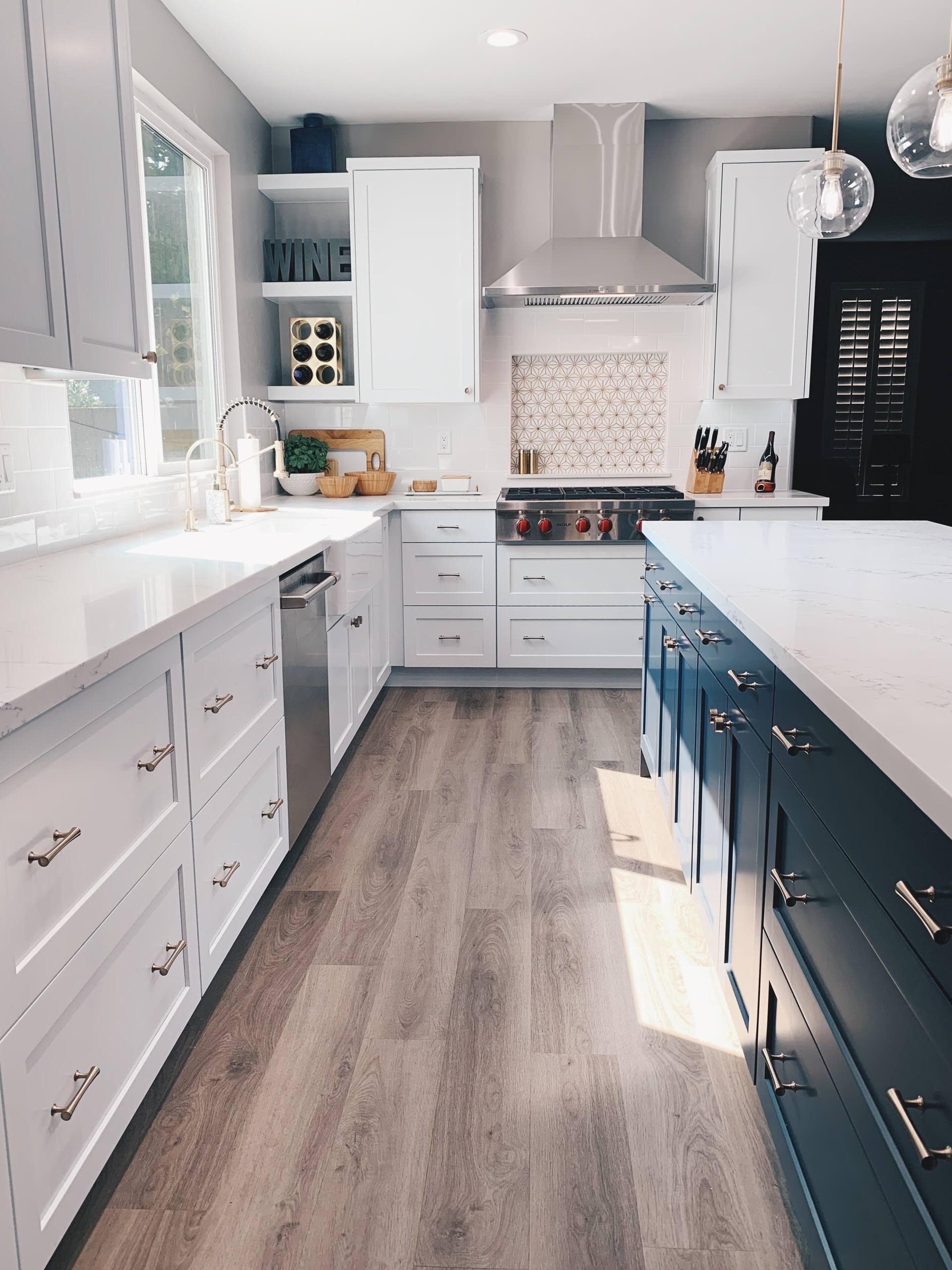 AMAZING kitchen rehab