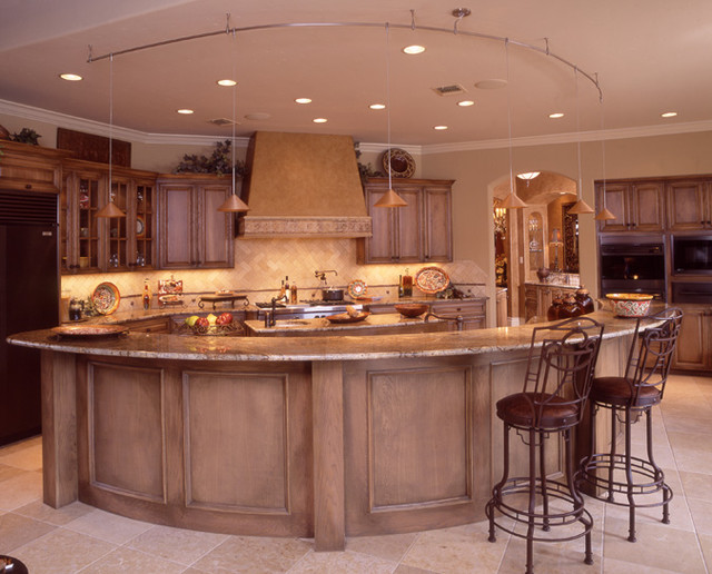 Amazing Traditional Homes Kitchens