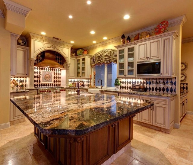 Amazing kitchens traditional kitchen other metro for Amazing kitchen designs