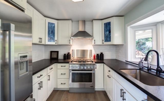 Amazon Wood Floors Modani Series - Valenza modern-kitchen - Amazon Wood Floors Modani Series - Valenza - Modern - Kitchen