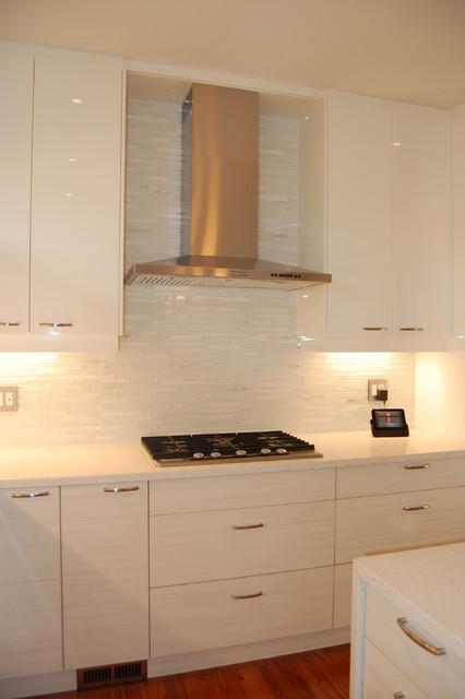 Amberhill Construction contemporary-kitchen