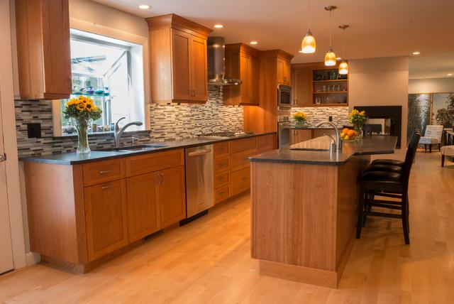 Amherst contemporary-kitchen