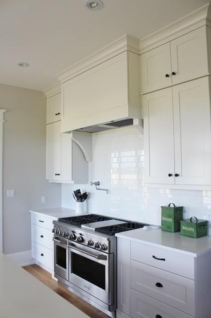 Amn Residence Transitional Kitchen
