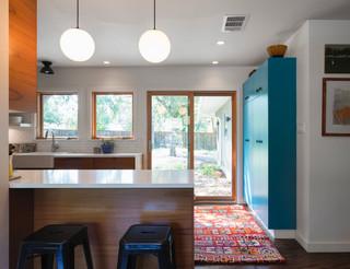 Amy & Tobin's Kitchen modern-kitchen