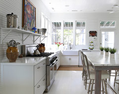 Amy Trowman Design - Beach Houses beach-style-kitchen