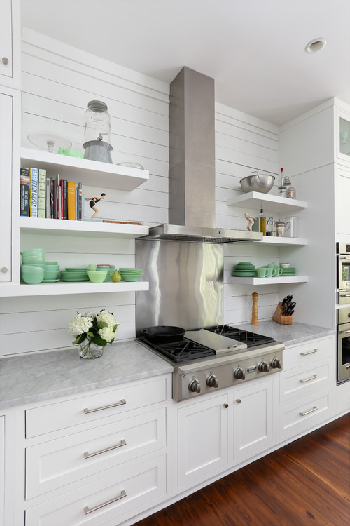 How to Get a Spotless, Beautifully Organized Kitchen In a Week ...