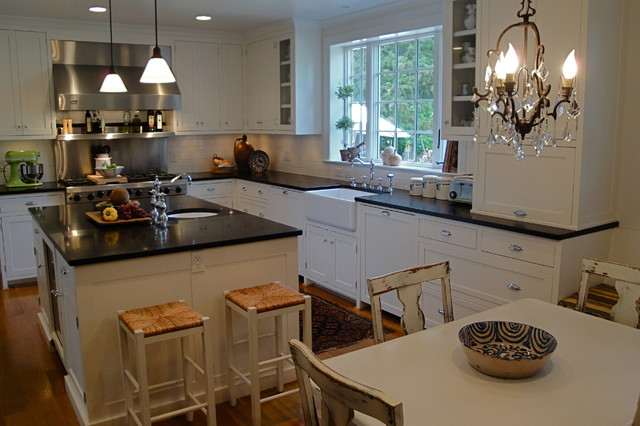 An Alicia Wilmer Vacalis eclectic-kitchen