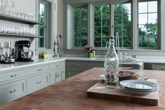Kitchen Evolution: Work Zones Replace the Triangle