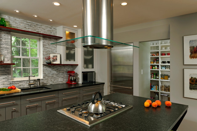 An Artists Kitchen Contemporary DC Metro
