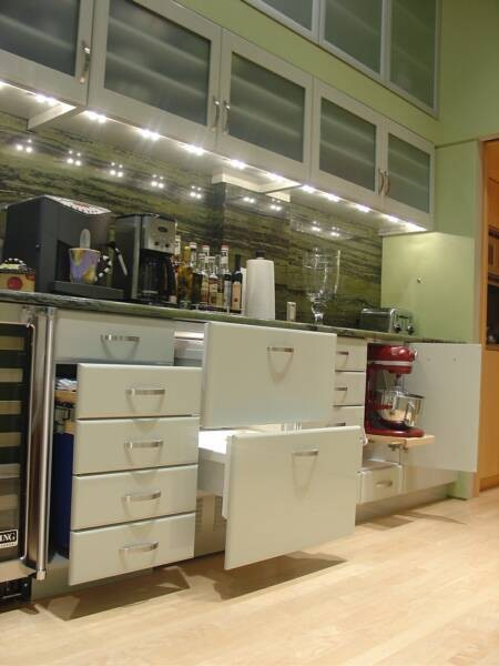 An Award Winning Butlers-Laundry Room contemporary-kitchen