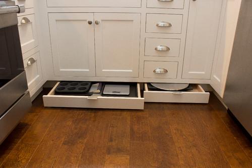 Pump Up Your Kitchen S Toe Kick Abode