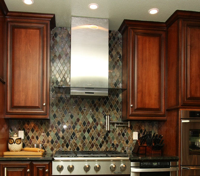 Anaheim Hills - Traditional - Kitchen - Other - by Pacific Coast Custom Design