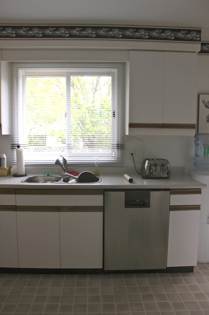 Ancaster Project contemporary-kitchen