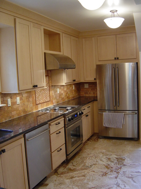 Anderson Fife Traditional Kitchen Other By Advantage Services Constru