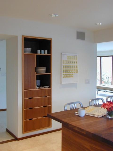 Anderson kitchen modern kitchen seattle by kerf design for Anderson kitchen cabinets