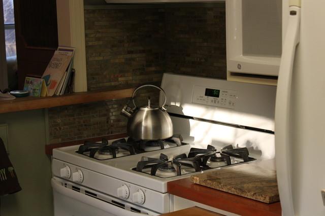 Anderson Kitchen traditional-kitchen