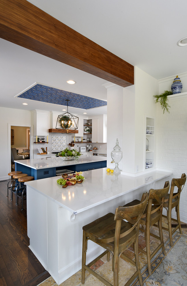 Anderson Township Transitional Kitchen