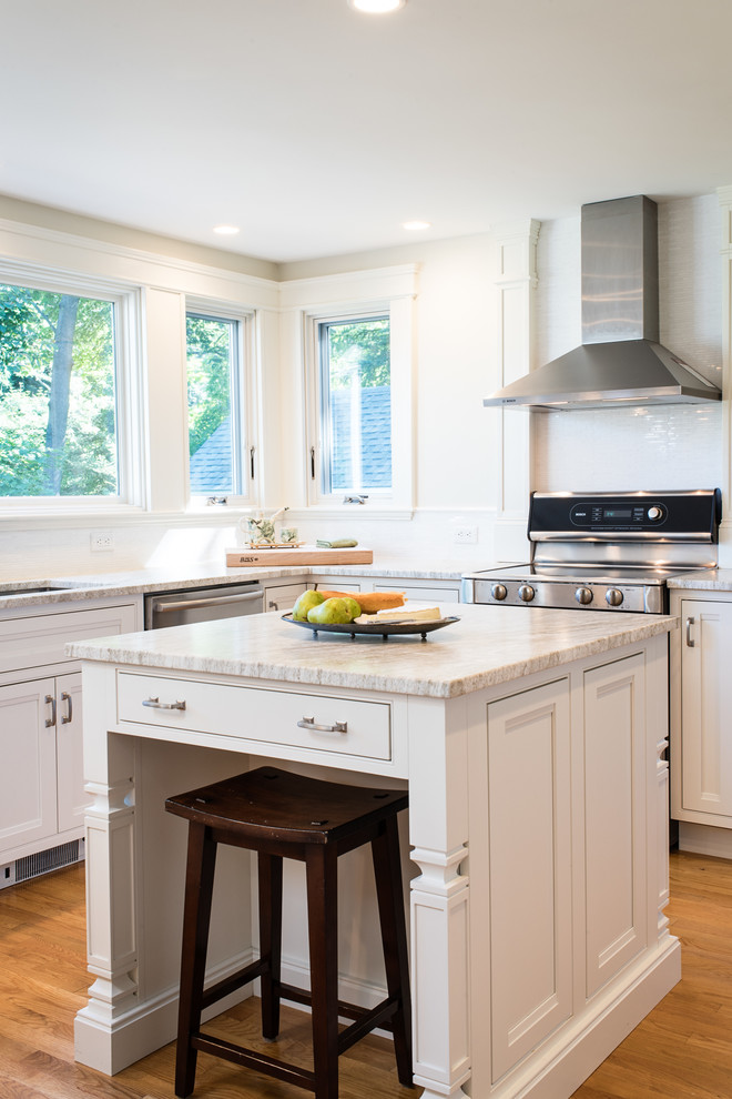 Andover, MA - Traditional - Kitchen - Boston - by Plaistow ...