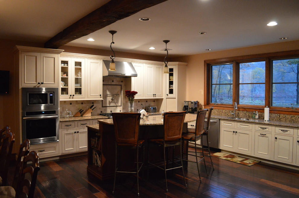 Andover Project - Traditional - Kitchen - Newark - by Blue ...