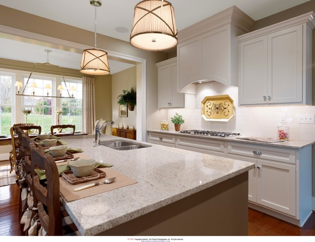 Andover - Vaughan & Sautter Builders traditional-kitchen
