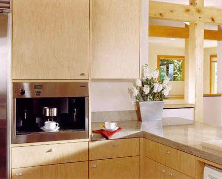 Andre Rothblatt, Architect modern-kitchen