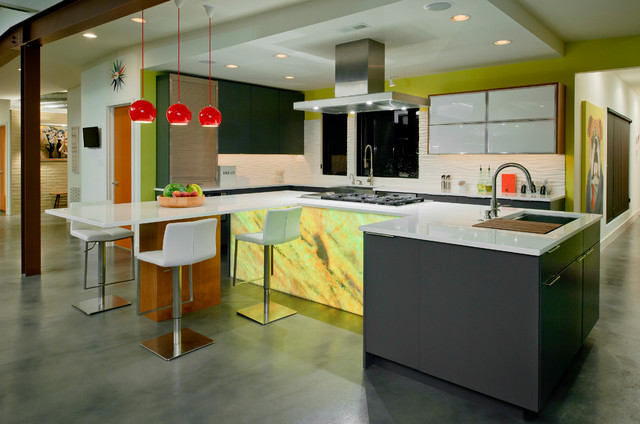 Andrea & Ken s Whole House Remodel Contemporary