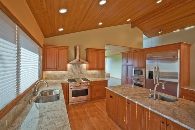 Andromeda Traditional Kitchen Seattle By Northwest