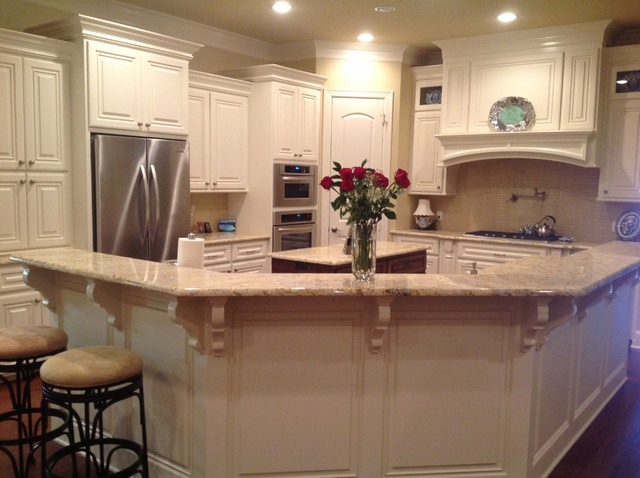 Andrus New Home Traditional Kitchen Dallas By