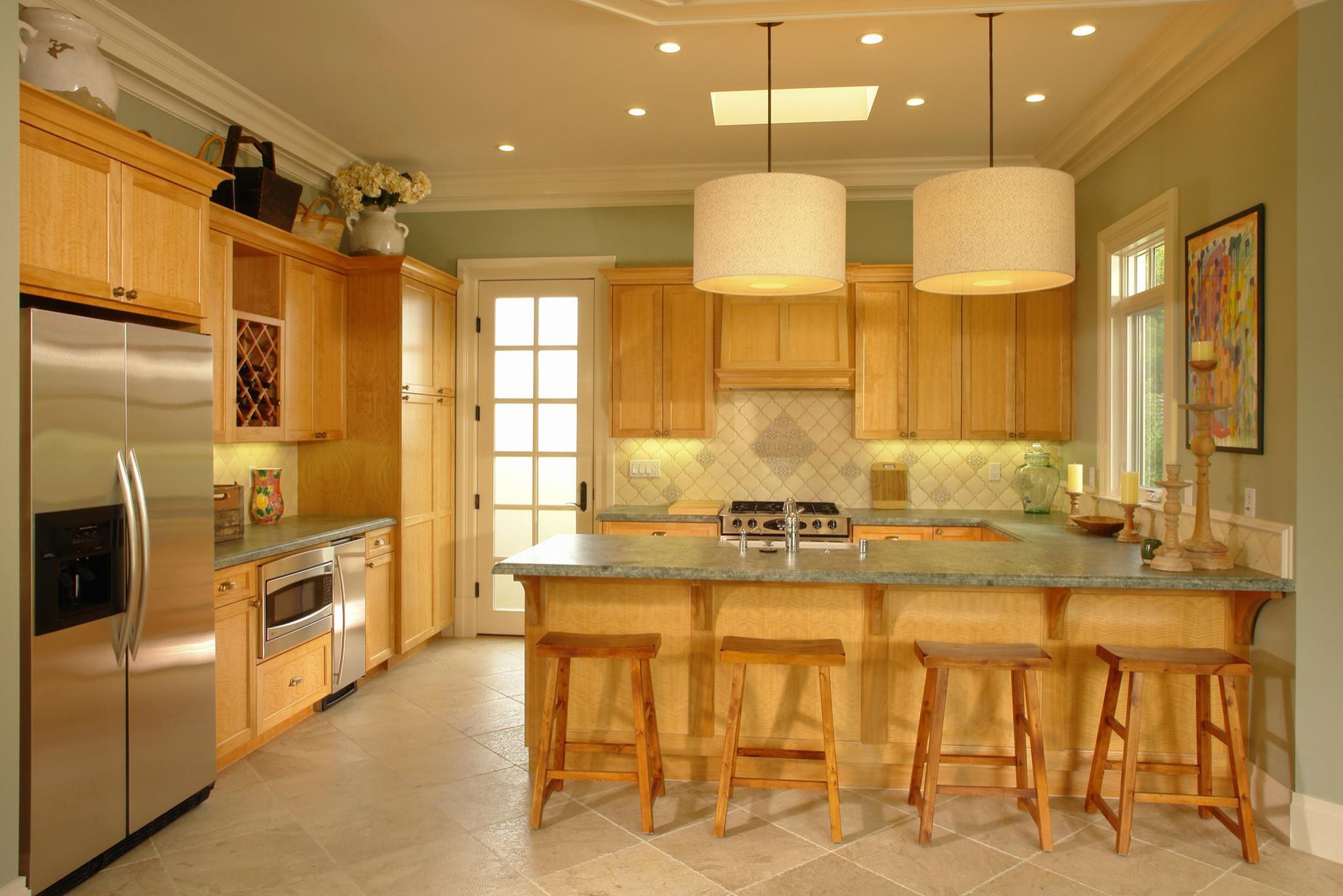 Anegre & Redbirch Kitchen
