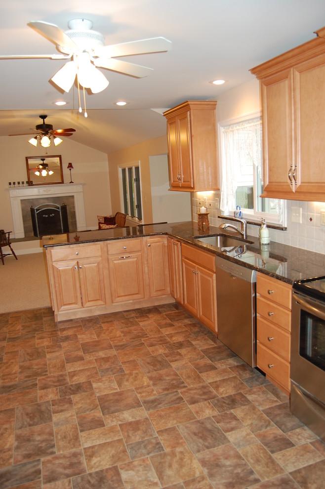 Angela Glenn S Kitchen Traditional Kitchen Philadelphia By Trs Designs Inc Kitchens Baths More Houzz