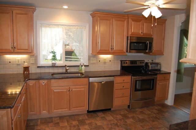 Angela Glenn S Kitchen American Traditional Kitchen Philadelphia By Trs Designs Inc Kitchens Baths More