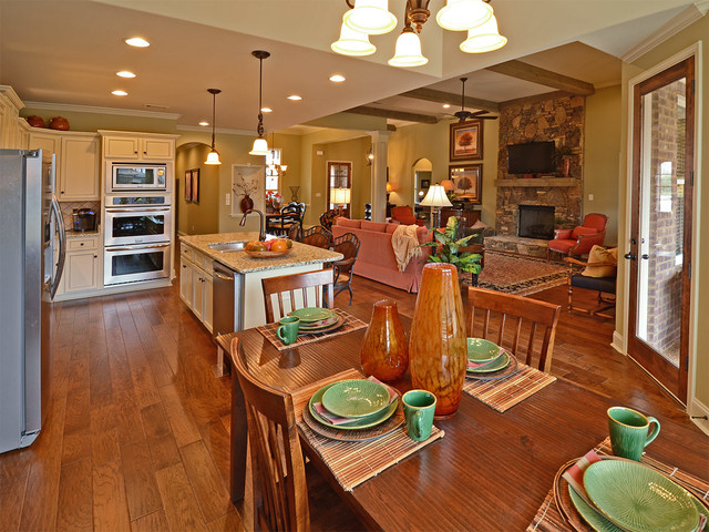 Angela Marie of Winstead Farms traditional-kitchen