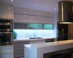 Angelika One-Wall modern-kitchen