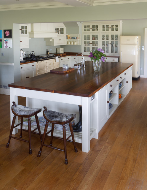 Anmer Hall - Farmhouse - Kitchen - Other - by Naked Kitchens