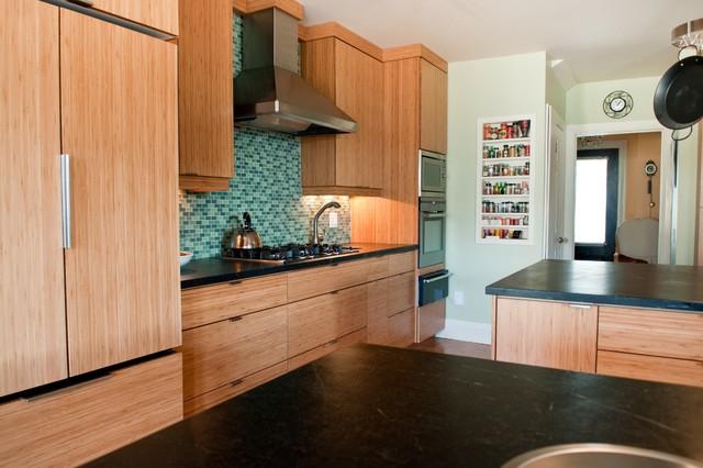 Ann & Doug's Kitchen modern-kitchen