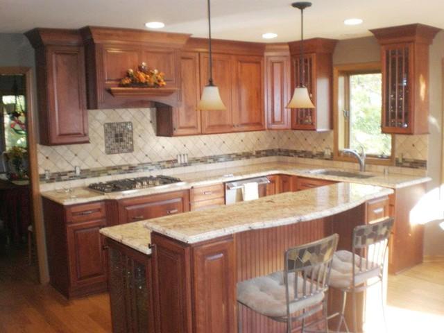 Annah Hill's Kitchen Designs kitchen