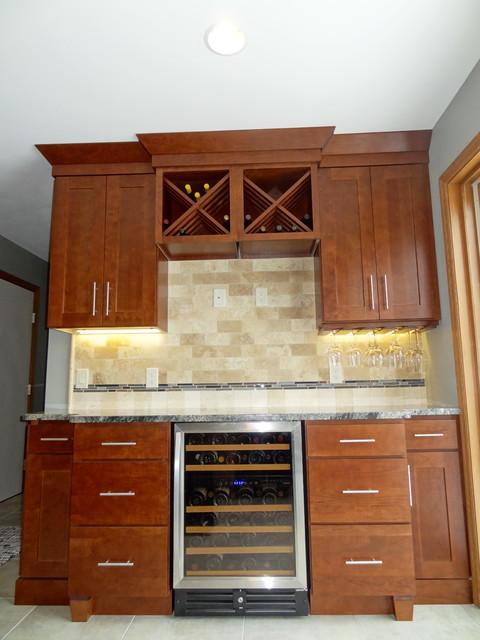 Annah Hill's Tile Backsplashes traditional-kitchen