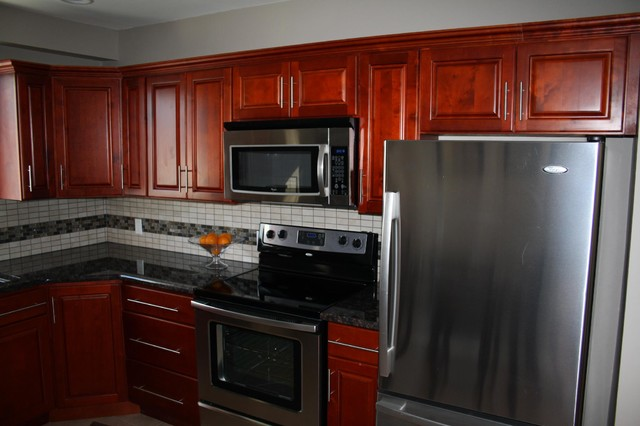 Annapolis Elite RTA Cabinets - Traditional - Kitchen - by ...