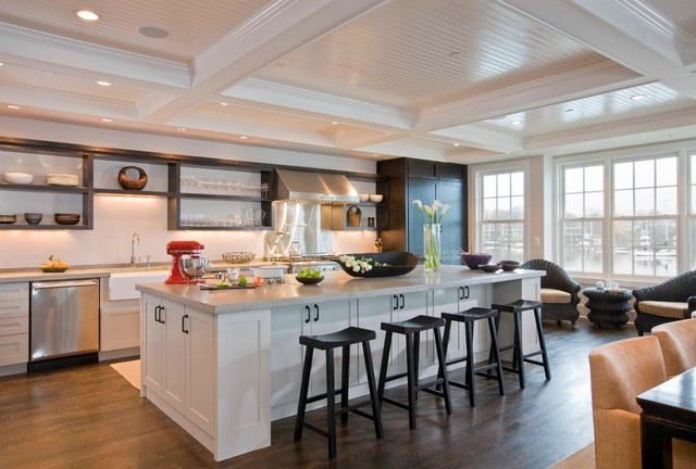 Annapolis Home Magazine, January 2013 contemporary-kitchen