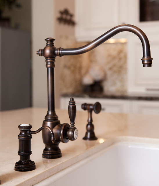 Annapolis Kitchen Faucet Suite