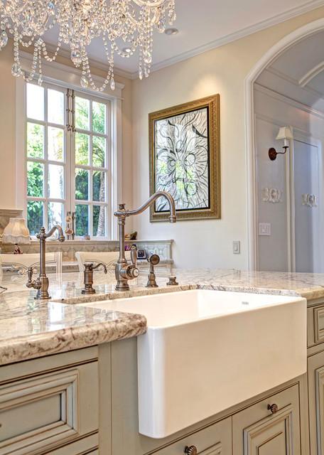 Annapolis kitchen faucet suite traditional kitchen - Kitchen and bath design san diego ...