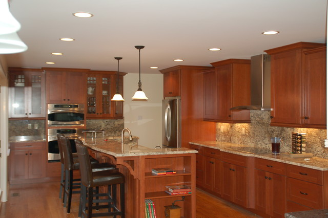 Annapolis Kitchen Remodel Traditional Kitchen DC
