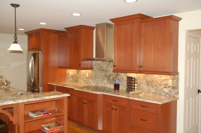 Annapolis Kitchen Remodel traditional-kitchen