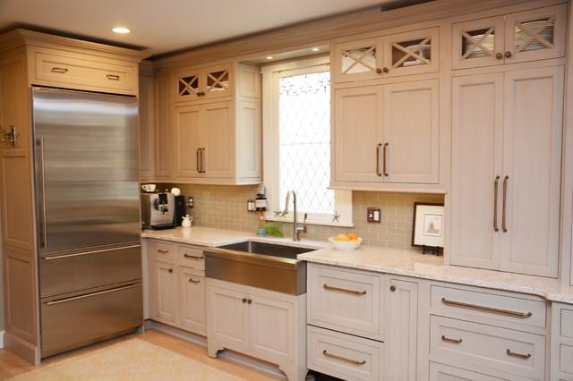 Kitchen and Master Bath - Farmhouse - Kitchen - Baltimore - by Cabinet ...