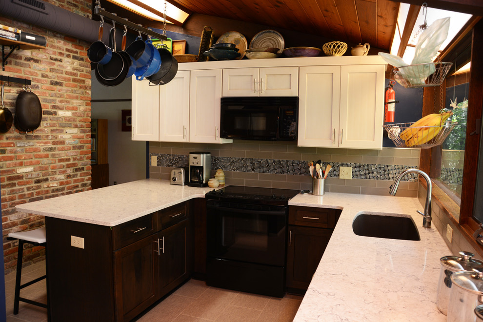 Annapolis, MD Unique Kitchen Layout Remodel - Traditional ...