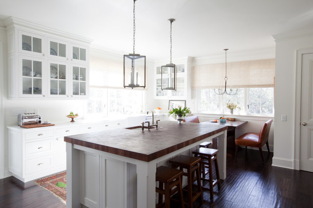 Annapolis Residence traditional-kitchen