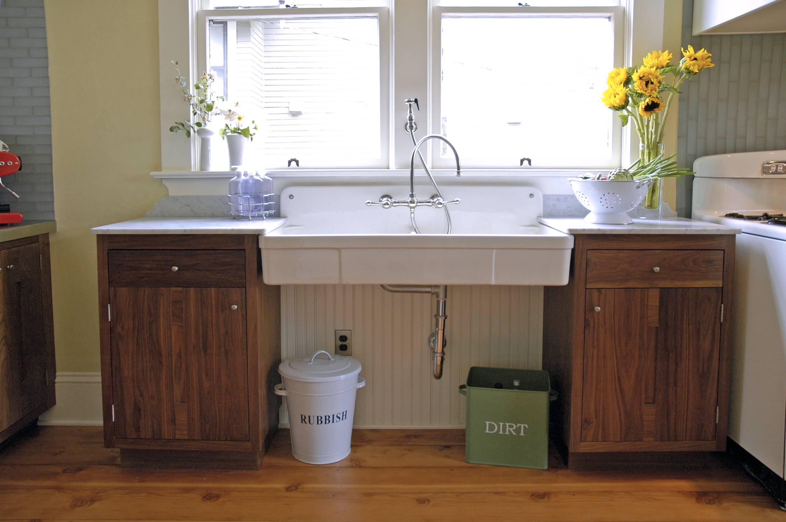 Exposed Plumbing Sink Houzz