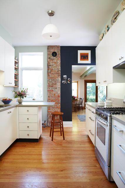 Annex Kitchen - Contemporary - Kitchen