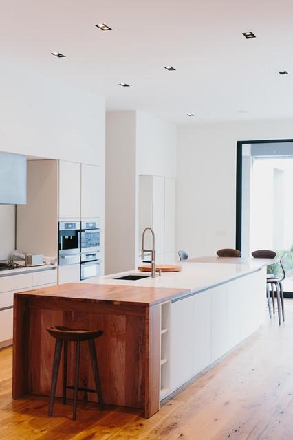 Ansley Park Home Modern Kitchen Atlanta By Skylar Morgan Furniture Design